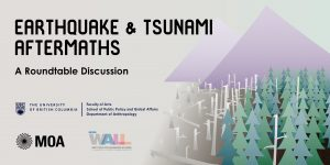 November events on Earthquake and Tsunami Aftermaths