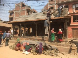 """New Publication: """"Expertise, Labour and Mobility in Nepal's Post-Conflict, Post-Disaster Reconstruction"""""""